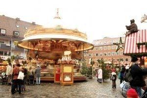 Spécial Magie de Nöel en Europe (3/4) : Munich