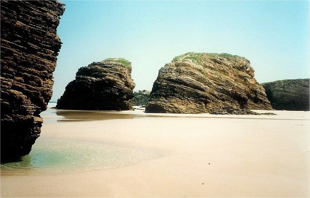 Playa de las catedrales - blog Opodo