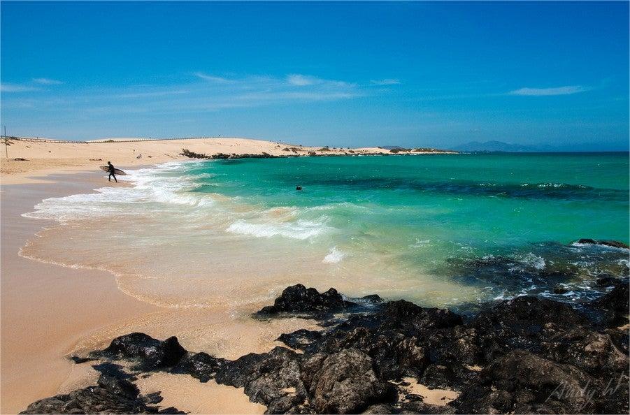 plage de Corralejo