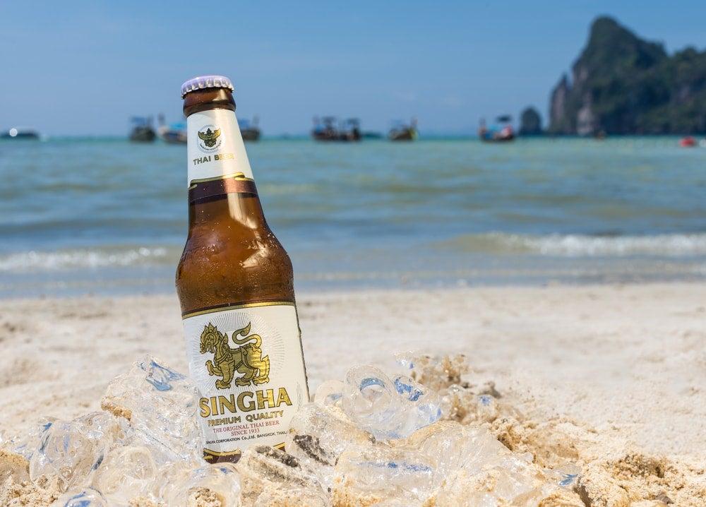 bière singha - blog Opodo