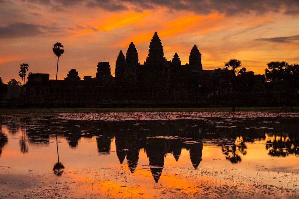 Angkor Wat, Cambodge - blog opodo