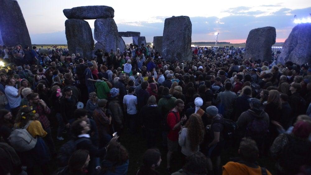 stonehenge angleterre solstice été - blog opodo
