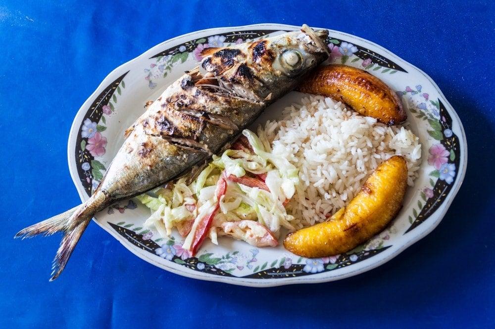 cuisine colombie poisson riz bananes - blog Opodo
