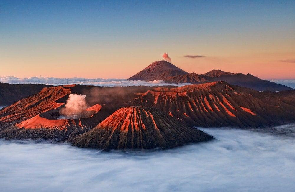 mont bromo indonesie lever du soleil - blog opodo