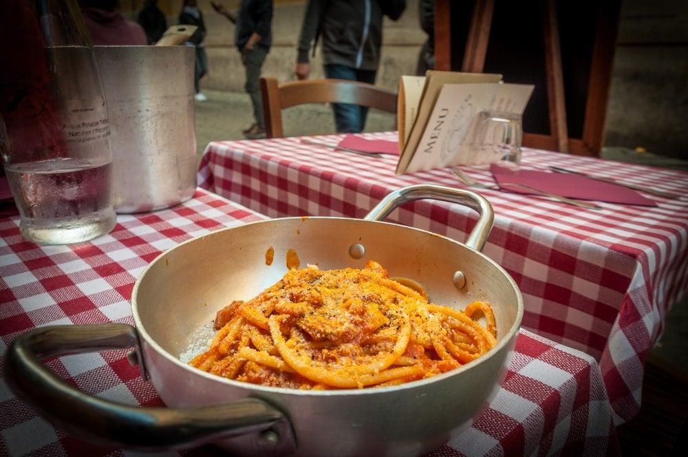 pates trastevere rome - blog Opodo
