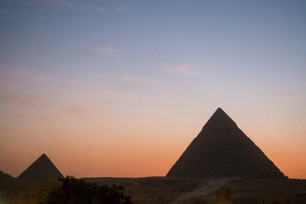 gizeh pyramide - blog opodo
