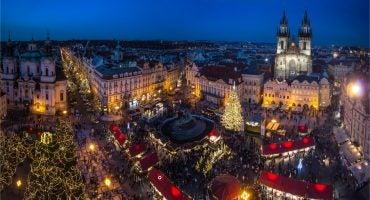 Les plus beaux marchés de Noël d'Europe