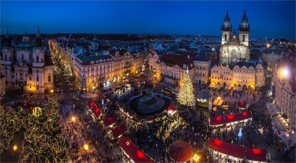 marche de noel prague - blog opodo