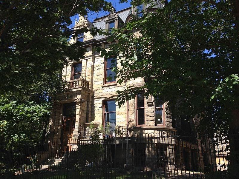 chateau de franklin Cleveland - blog Opodo