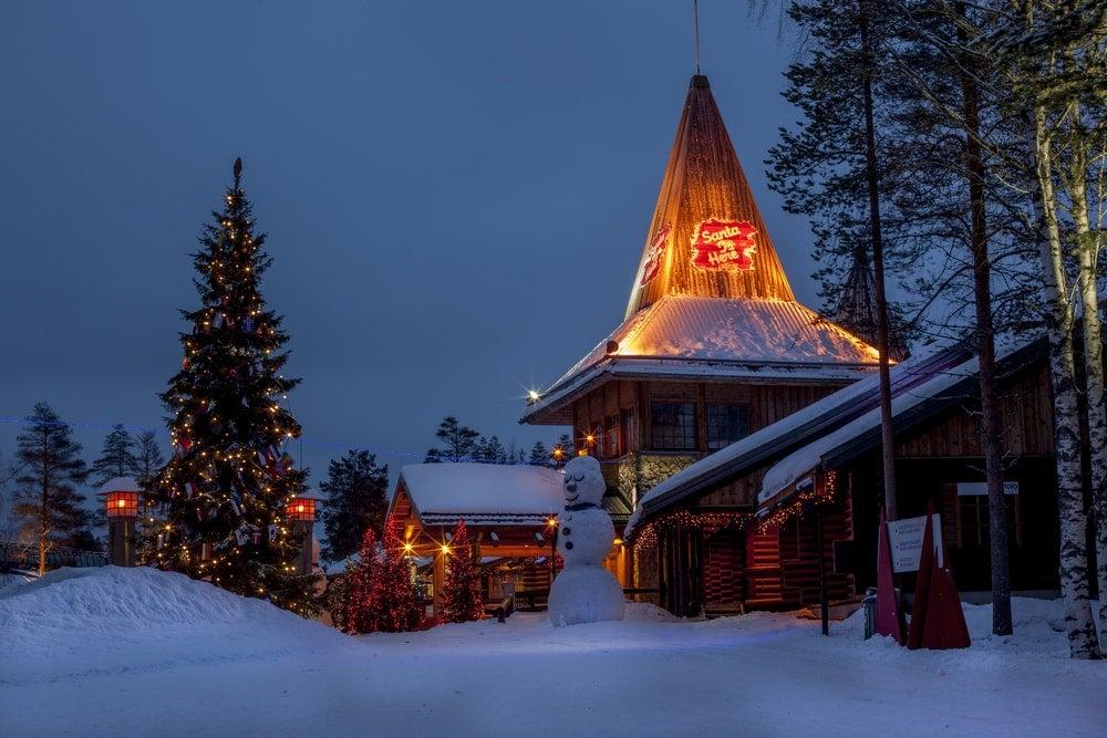 Rovaniemi finlande - blog Opodo