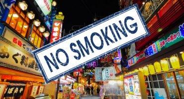 Interdiction de fumer à Tokyo en vue des J.O de 2020