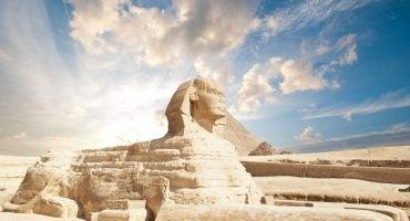 Réouverture de l'esplanade du Sphinx