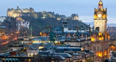 Un hôtel d'Édimbourg propose un week-end « 50 nuances de Grey »