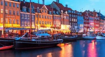 Le Danemark: le pays le plus connecté