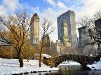 Les 10 plus belles villes sous la neige