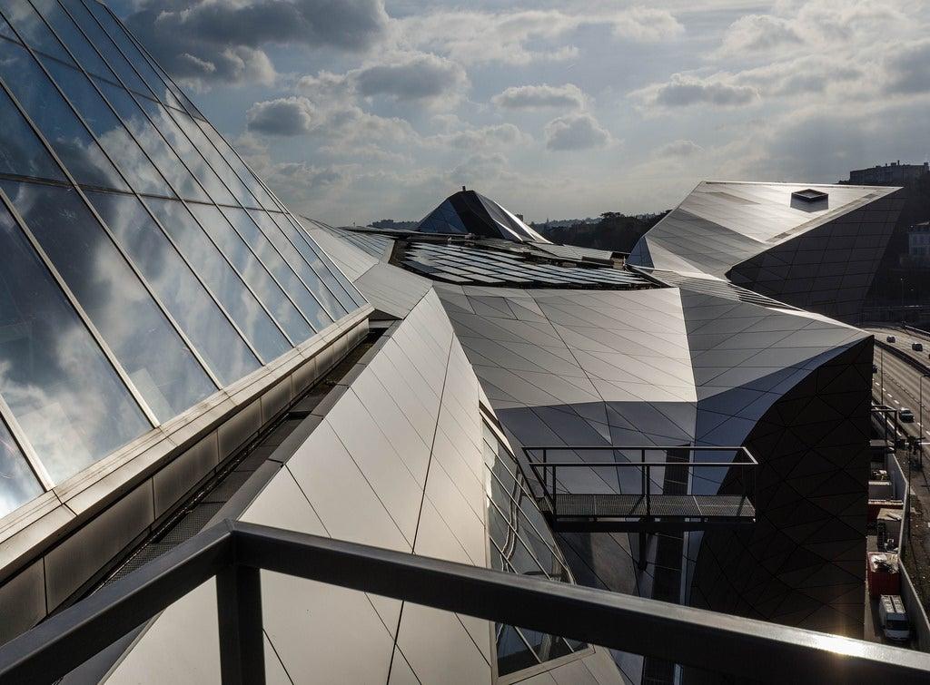 Le mus e des confluences de lyon opodo le blog de voyage for Architecte musee confluence
