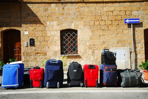 bagages alignés - Opodo