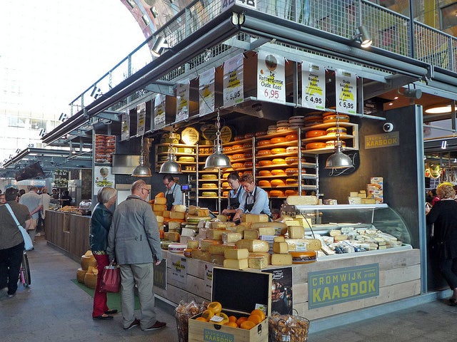 Fromages hollandais