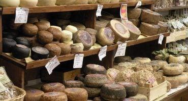 Tour d'Europe des fromages