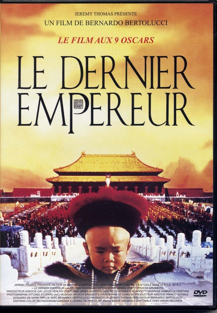 le dernier empereur