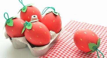 Les plus beaux tutoriels DIY pour décorer vos oeufs de Pâques