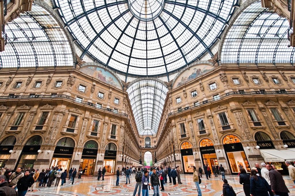 Galleria Vittorio Emmanuele Milan