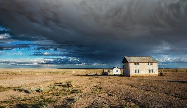 Deserto Mongolie