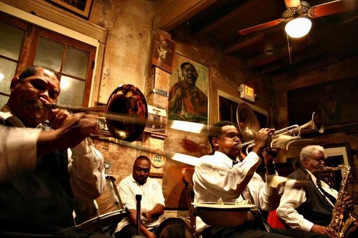 Preservation Hall Nouvelle Orleand - blog Opodo