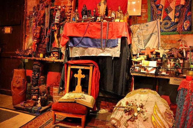 Vaudoo Museum - blog Opodo
