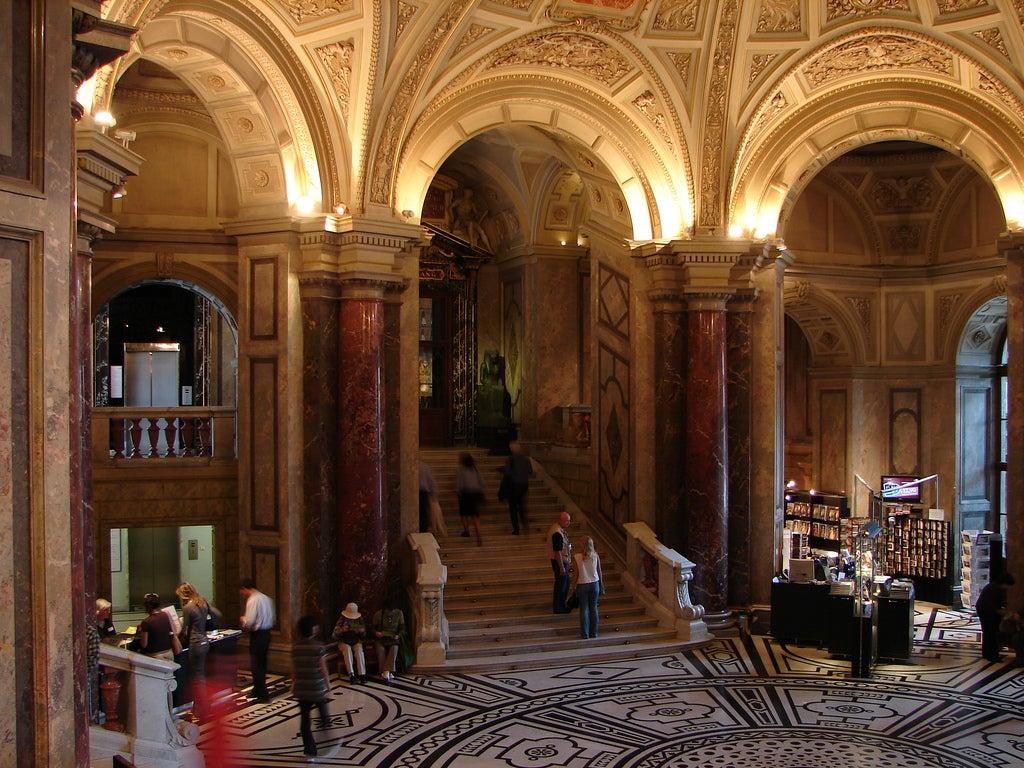 Musée de l'histoire de l'art Vienne