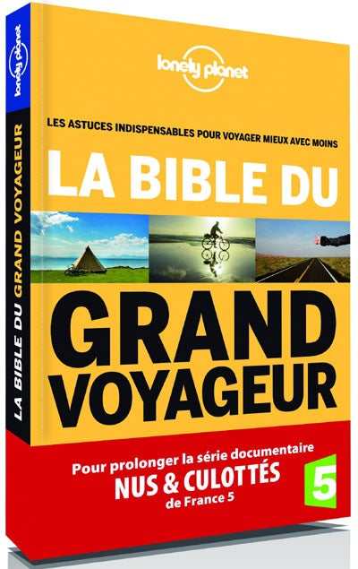 Bible grand voyageur, Lonely Planet