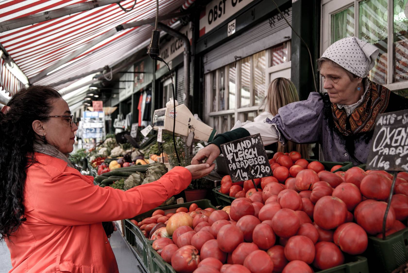 Nachmarkt Vienne