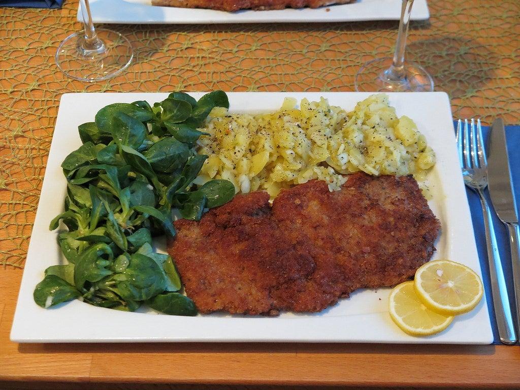 schnitzel Vienne