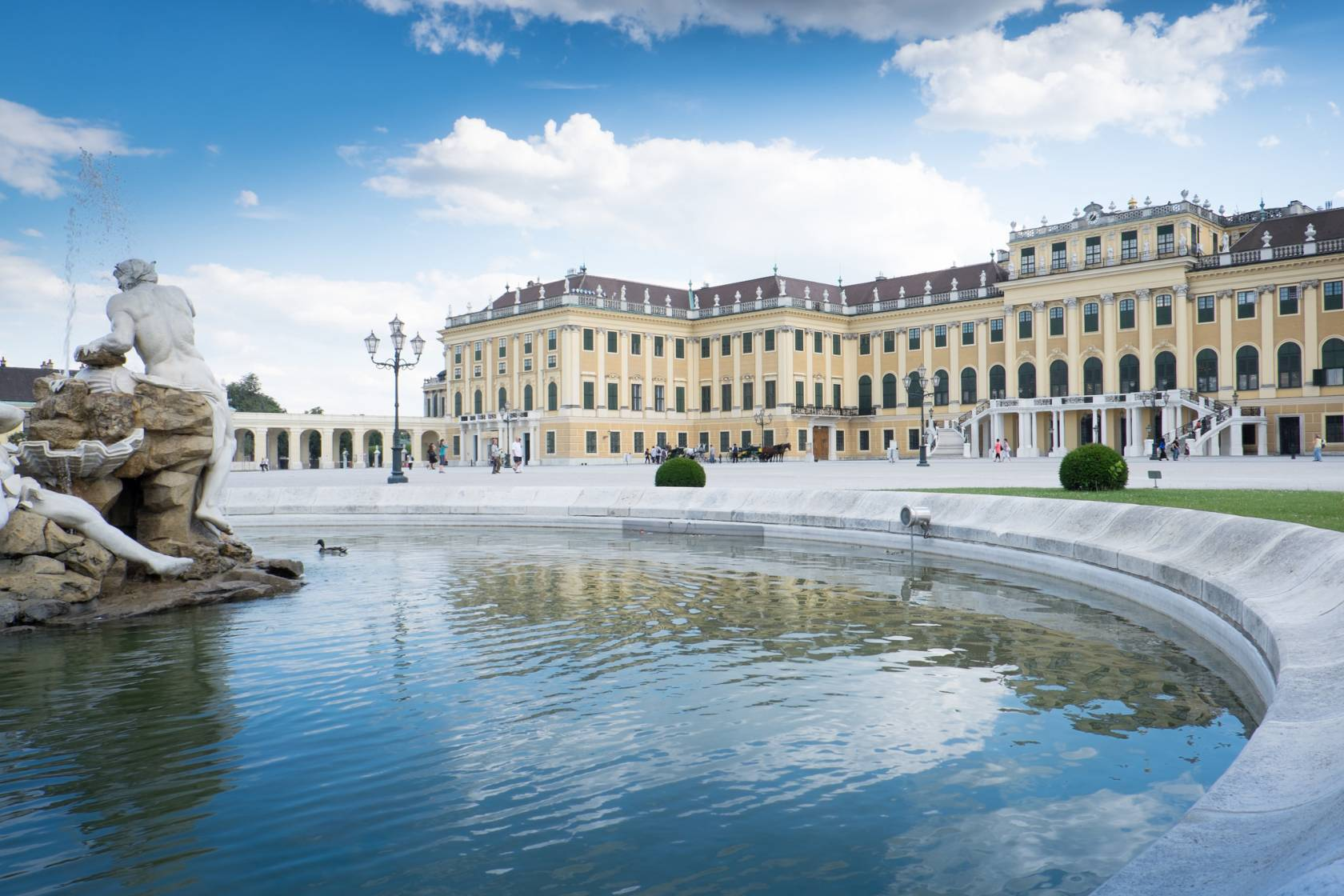 Palais de Schonbrunn Vienne