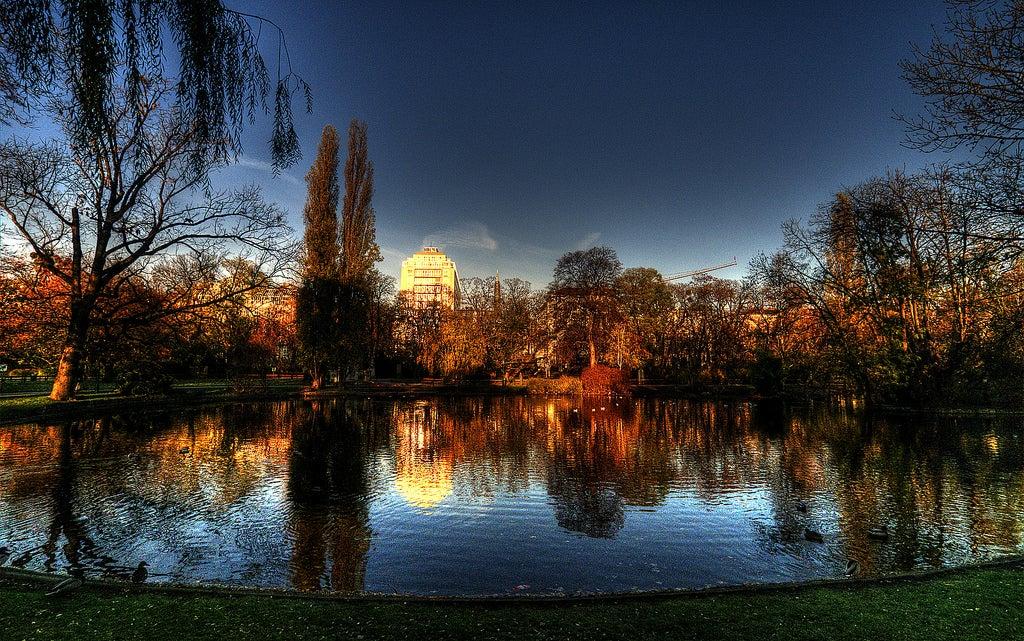 Stadtpark Vienne