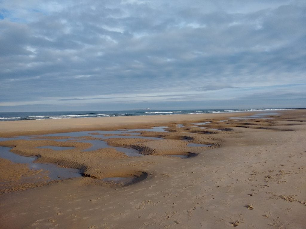 bamburgh beach Royaume Uni - Opodo