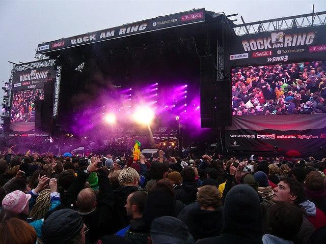 Rock am Ring - Blog Opodo