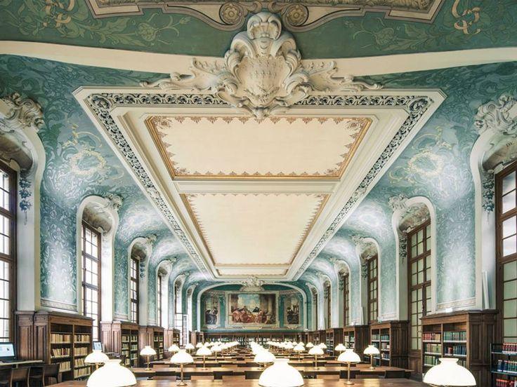 bibliotheque sorbonne - blog opodo