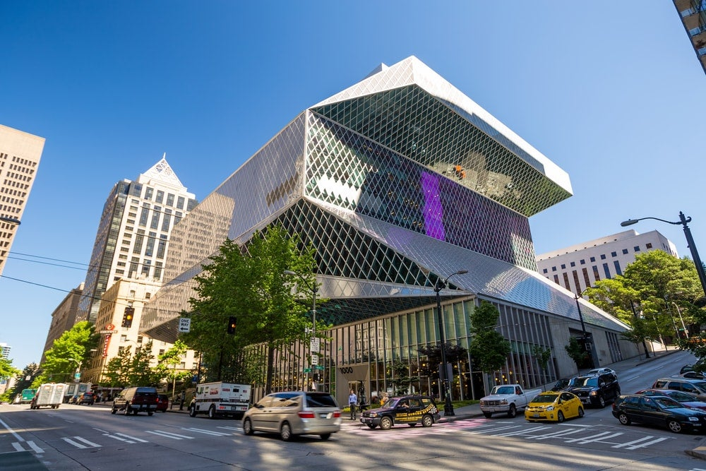 seattle library - blog Opodo