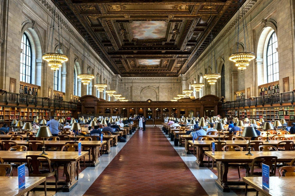 new york library - blog opodo