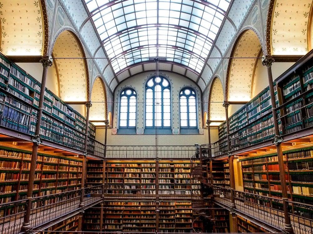bibliotheque amsterdam - blog Opodo