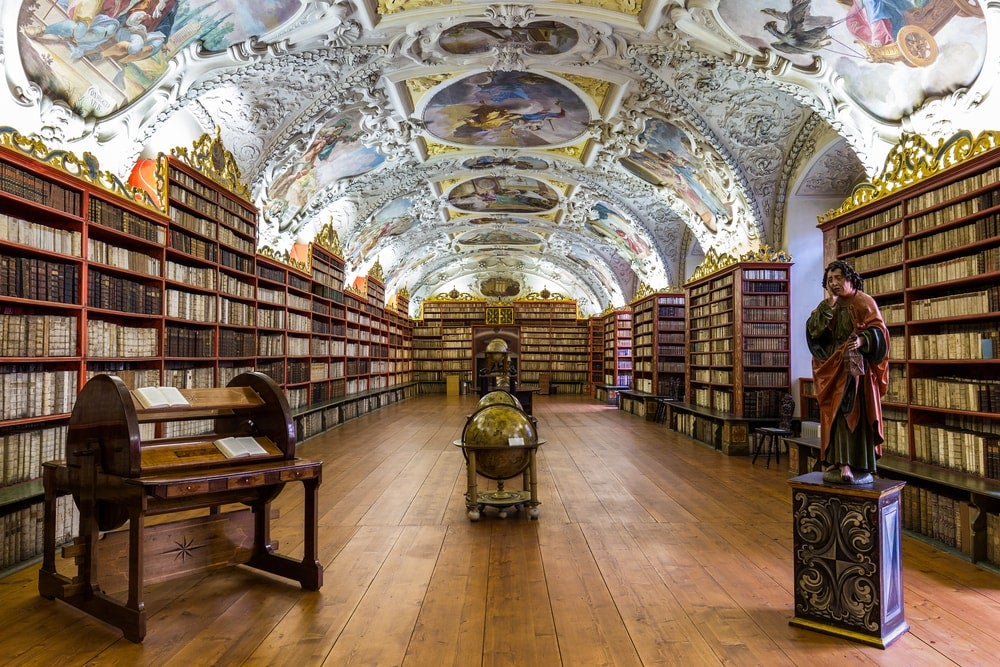 bibliotheque prague clementinum - blog Opodo