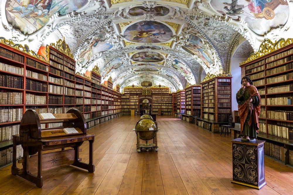 les plus belles biblioth ques du monde opodo le blog de voyage. Black Bedroom Furniture Sets. Home Design Ideas