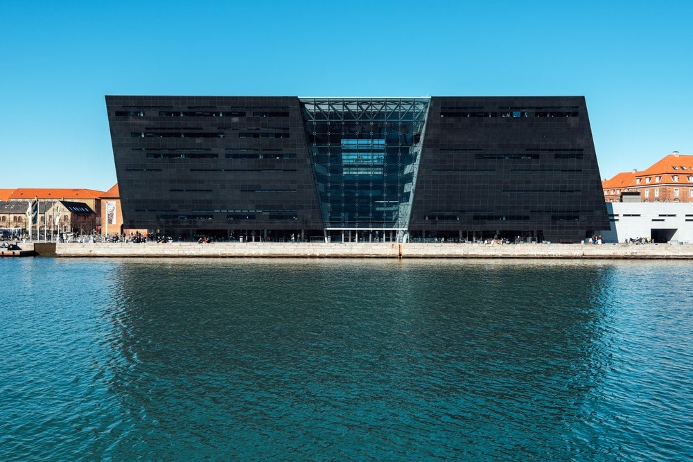 Royal Danish Library copenhague - blog Opodo
