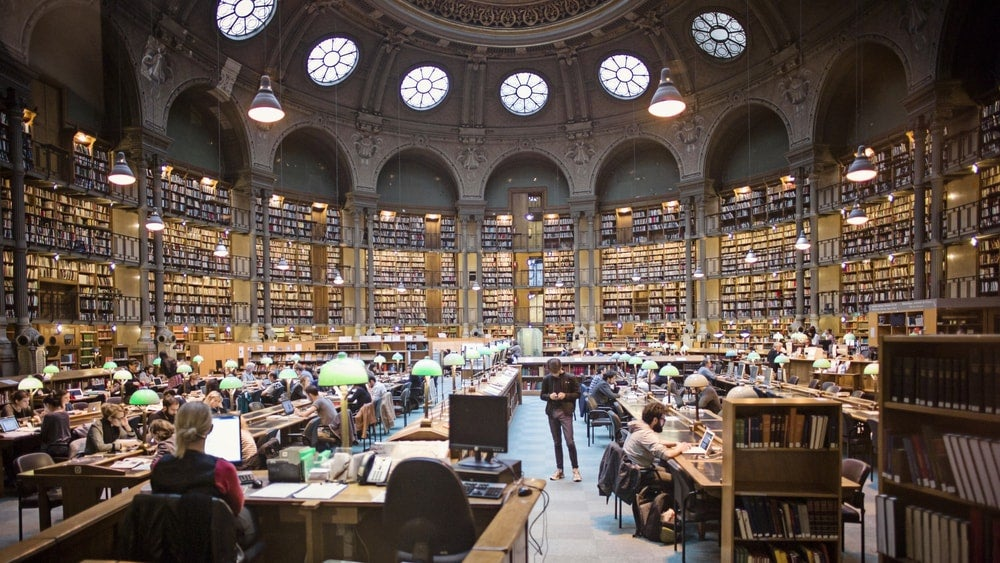 bibliotheque nationale paris - blog Opodo