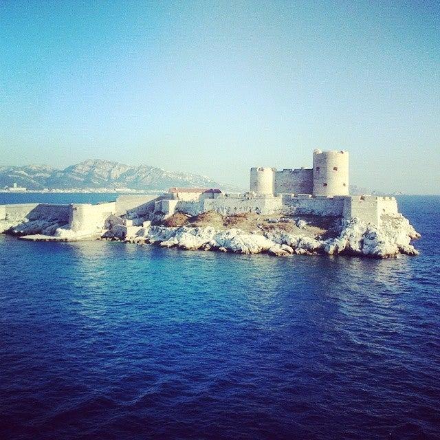 chateau if Marseille