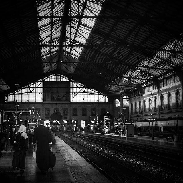 gare st charles Marseille