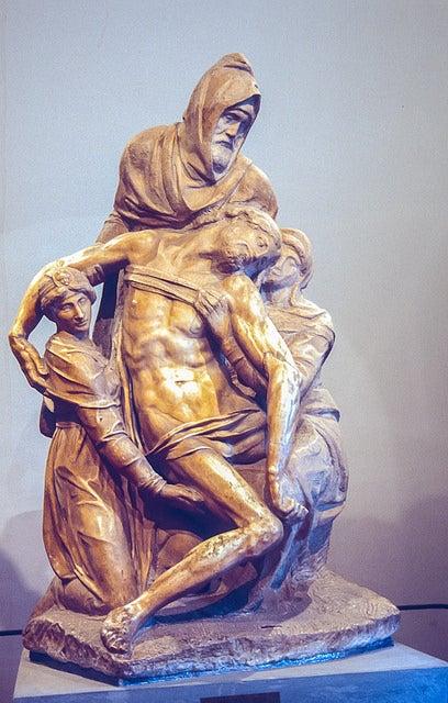 museo del opera duomo Pieta