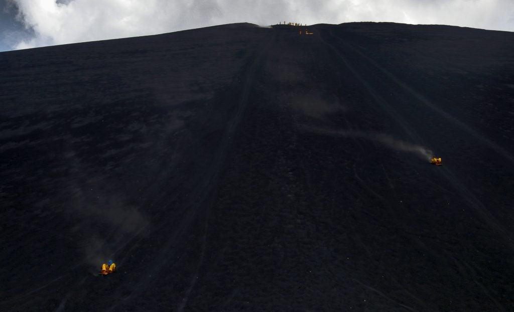 Volcan Cerro Negro Opodo
