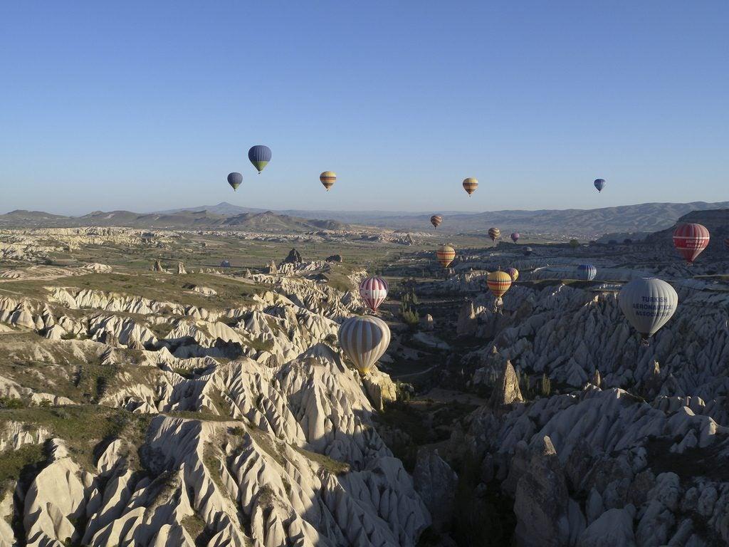 Cappadoce Opodo